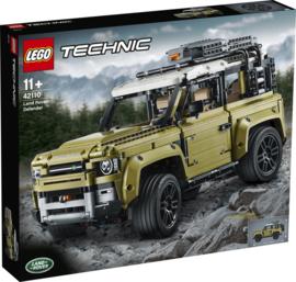 42110 Lego Technic Landrover Defender