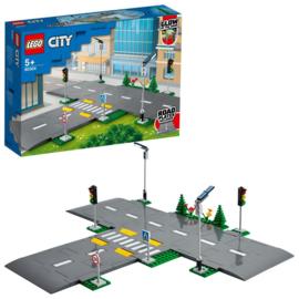 60304 Lego City Wegenplaten
