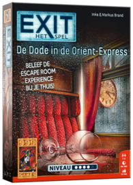 De Dode in de Orient Express