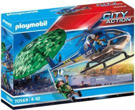 70569 Playmobil Politiehelicopter