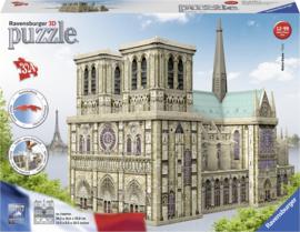 Puzzel 3D Notre Dame Parijs