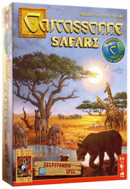 Carcasonne Safari