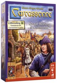 Carcasonne Graaf,Koning&Consorten