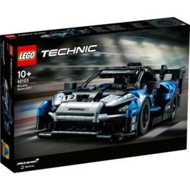 42123 Lego Technic Mc Laren Senna