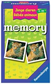 Memory Jonge Dieren