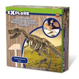 25028 Ses Explore Opgravingsset T-Rex