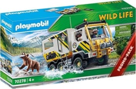 70278 Playmobil Expeditietruck