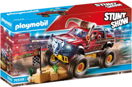 70549 Playmobil Monstertruck Met Hoorns