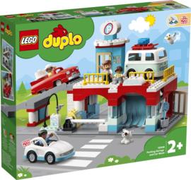10948 Duplo Garage en Wasstraat