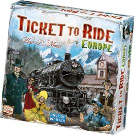 Ticket To Ride Europa NL