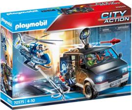 70575 Playmobil Helicopter Achtervolging