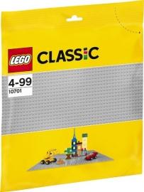 10701 Lego Classic Bouwplaat Grijs