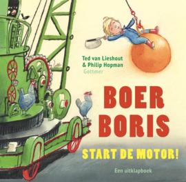 Boer Boris Start De Motor