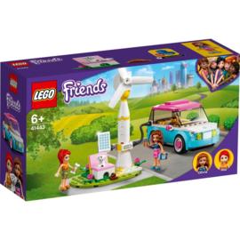 41443 Lego Friends Electrische Auto
