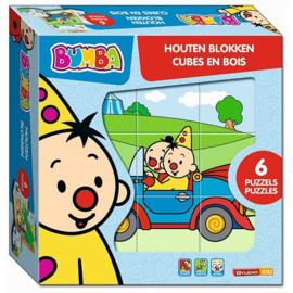 Bumba Houten Blokpuzzle