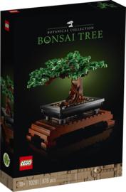 10281 Lego Creator Expert Bonsaiboompje