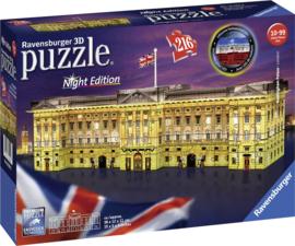 Puzzel 3D Buckingham Palace Night Edition