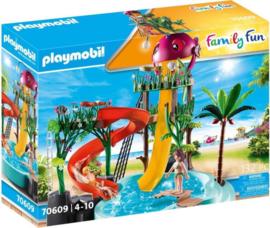 70609 Playmobil Waterpark Met Glijbanen