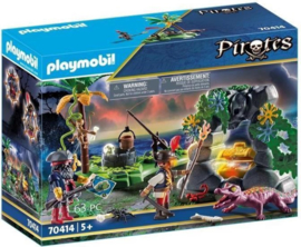 70414 Playmobil Piraten Schattenjacht