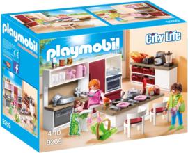 9269 Playmobil Leefkeuken