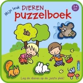 Mijn Leuke Dieren Puzzleboek