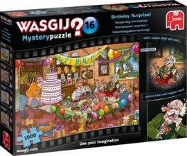Wasgij Mystery 16