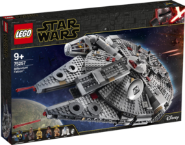 75257 Star Wars Millenium Falcon