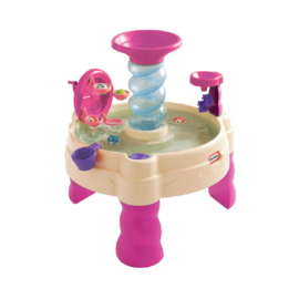 Little Tikes Watertafel Spiral Roze