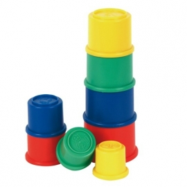 Fisher Price Stapel Badbekers