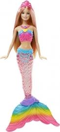 Barbie Regenboog Zeemeermin