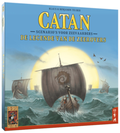 Catan Legende Van De Zeerovers