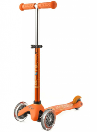 Mini Micro Step Luxe Oranje