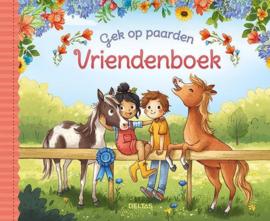 Vriendenboek Gek Op Paarden