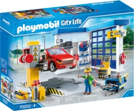 70202 Playmobil Garage
