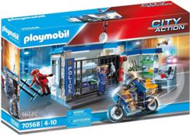 70568 Playmobil Politie Gevangenis