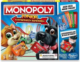 Monopoly Jr Electronisch Bankieren