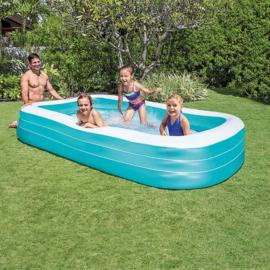 Zwembad Familie 305x183x56 cm