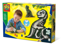14206 Ses Gieten Dino Glow in the Dark