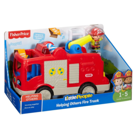Little People Brandweerauto