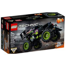 42118 Lego Technic Grave Digger