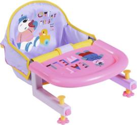 Baby Born Stoeltje Aan Tafel