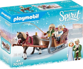 70397 Playmobil Spirit Arreslee