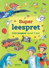 Super Leespret Voor Jongens