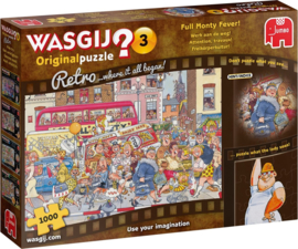 Wasgij Retro Original 3