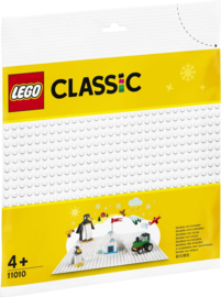 11010 Lego Classic Bouwplaat Wit