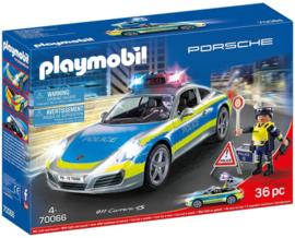 70066 Playmobil Politie Porsche 911