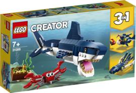 31088 Lego Creator Diepzee Beesten