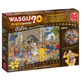 Wasgij Retro Original 4