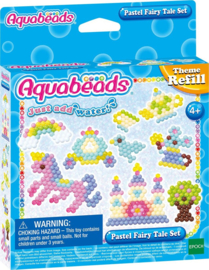Aquabeads Pastel Sprookjes Refill