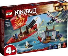 71749 Ninjago Destiny,s Bounty